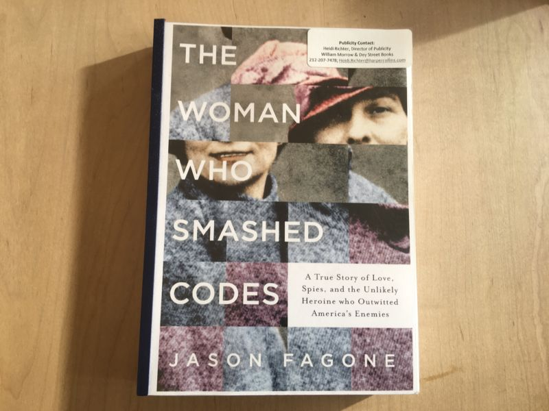 The Woman Who Smashed Codes: Your new winter reading assignment