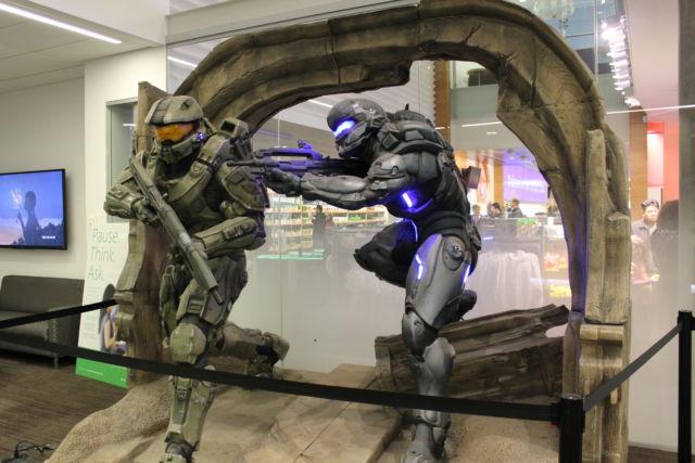 Inside Microsoft HQ's weird, wonderful swag store | Ars Technica