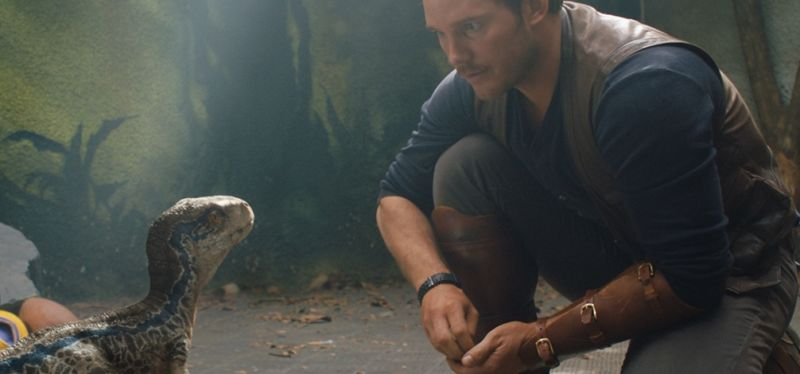 The first trailer for Jurassic World: Fallen Kingdom looks absolutely goofy
