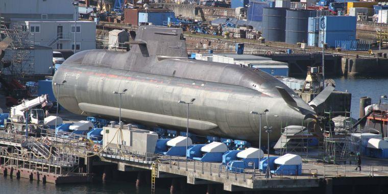 Das boot ist kaputt: German navy has zero working subs