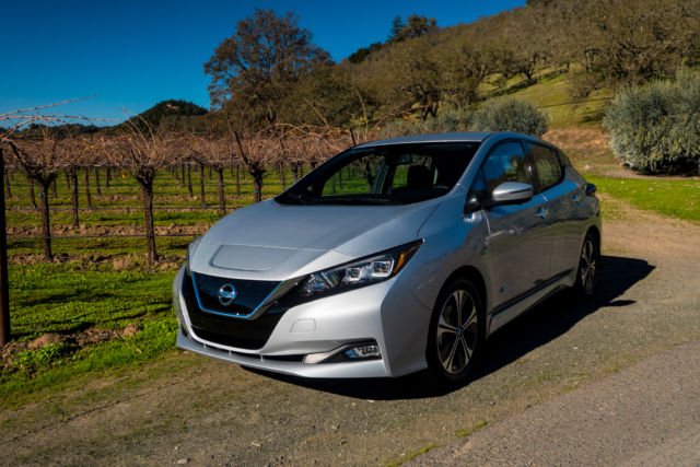 The all-new 2018 Nissan Leaf, driven   Ars Technica