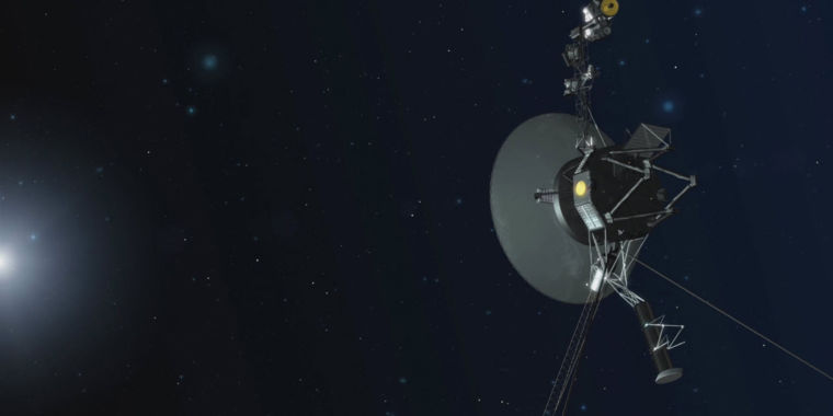 After 37 years, Voyager has fired up its trajectory thrusters