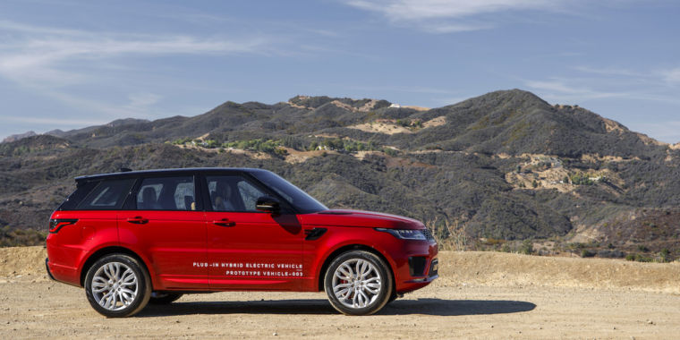 Range Rover S First Hybrid Suvs Are Almost Here And We Ve Driven