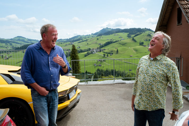 The Grand Tour season 2: the one where Hammond nearly dies... again