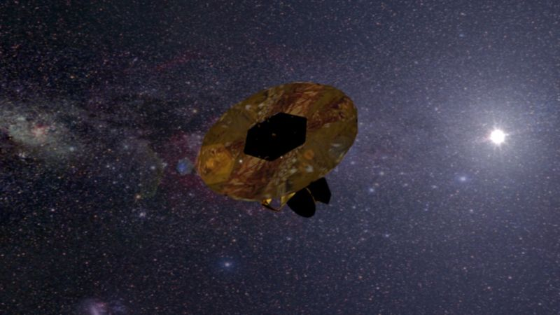 The mission to learn everything we always wanted to know about the Universe
