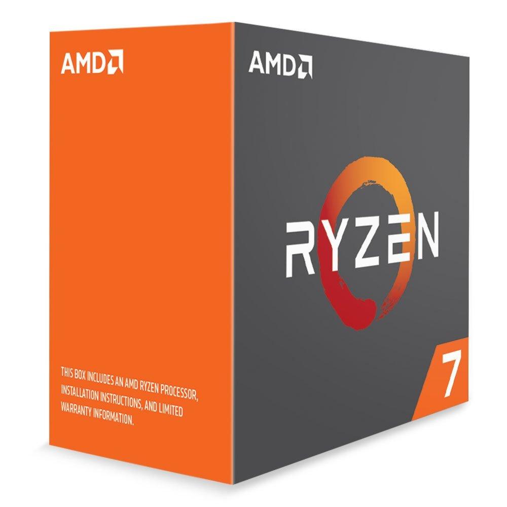 AMD Ryzen 7 1700X product image