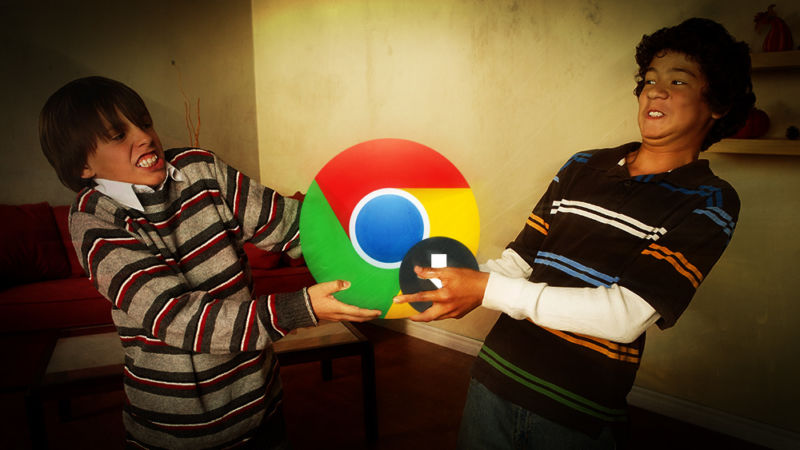 Neither Microsoft nor Google looks good in this Chrome-installer squabble