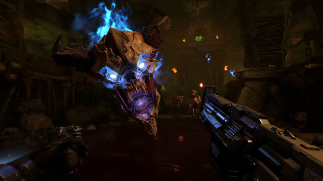 Doom VFR review: A rip-and-tear delight… but only on the right VR