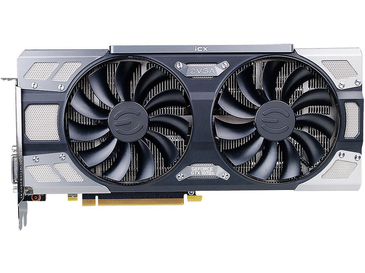EVGA GeForce GTX 1070 Ti product image