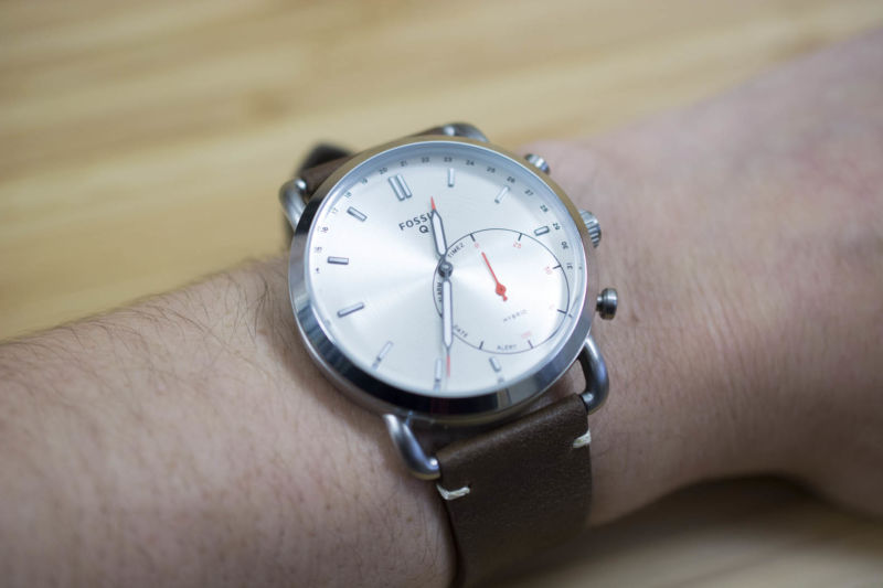 The 30-Second Trick For Fossil Hybrid Smartwatch