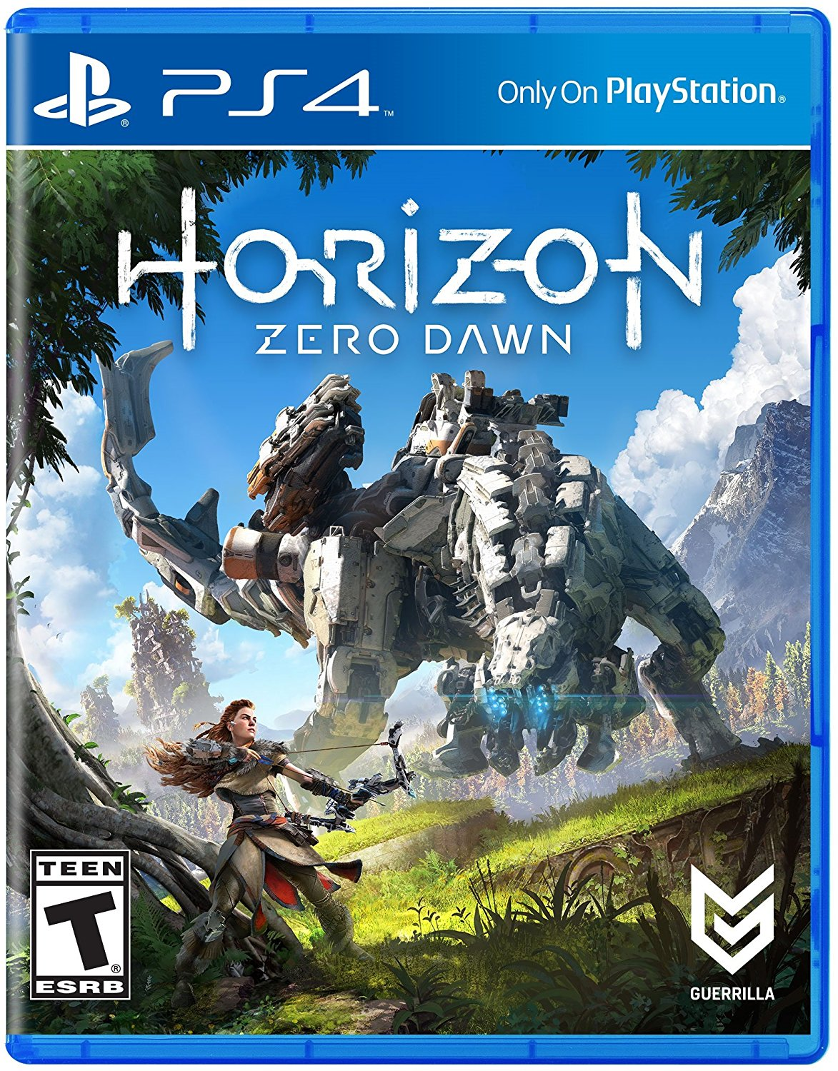 Horizon Zero Dawn (PlayStation 4) product image