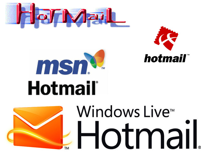 The many lives of Hotmail.
