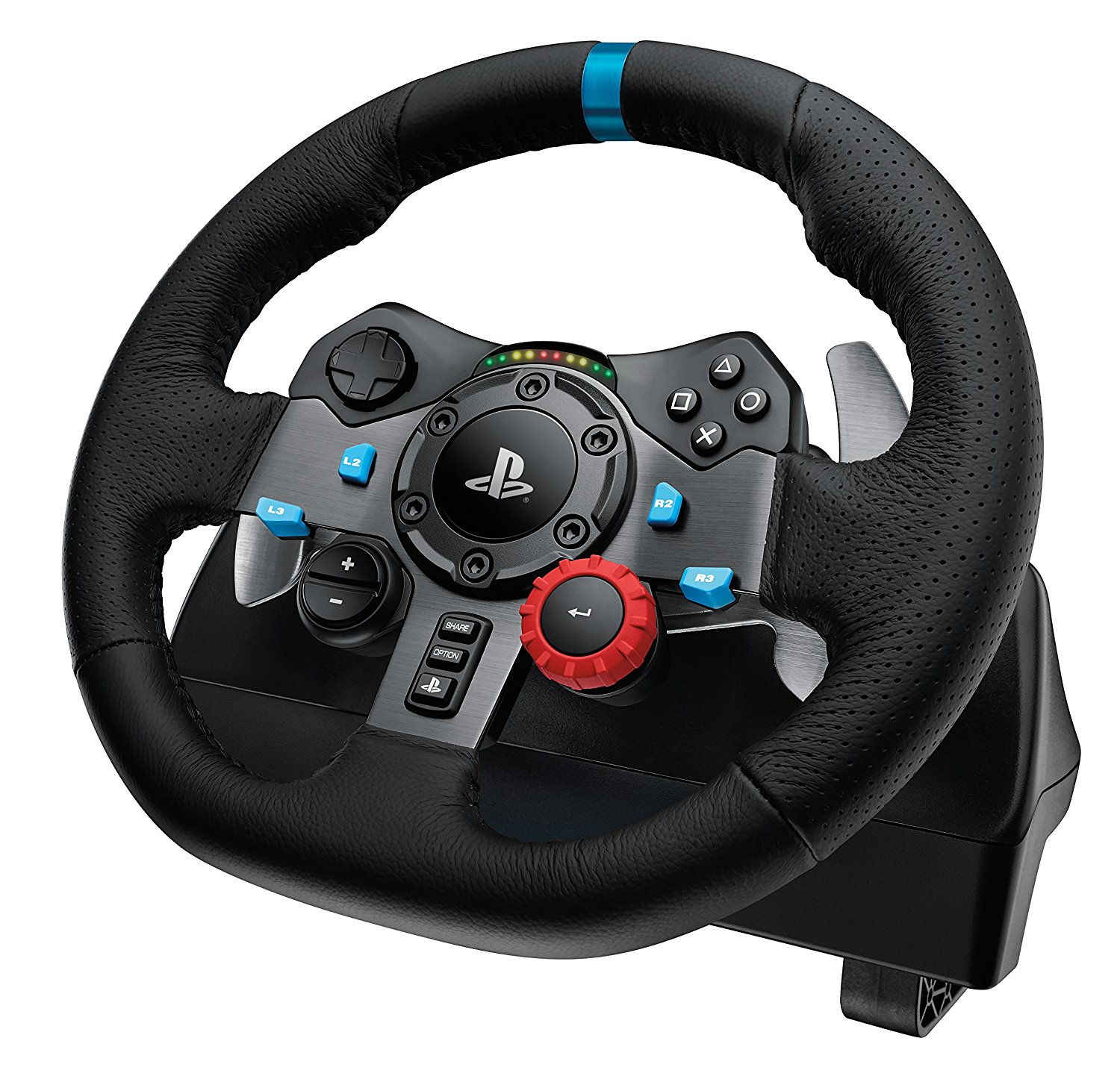 Logitech G29 Driving Force Racing Wheel (PS4, PS3, PC) product image