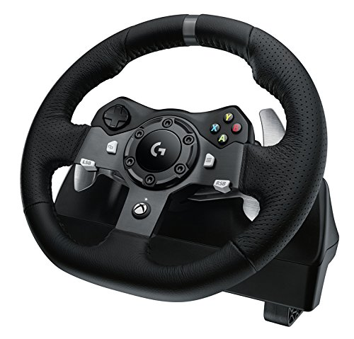 Logitech G920 Driving Force Racing Wheel (Xbox One, PC) product image