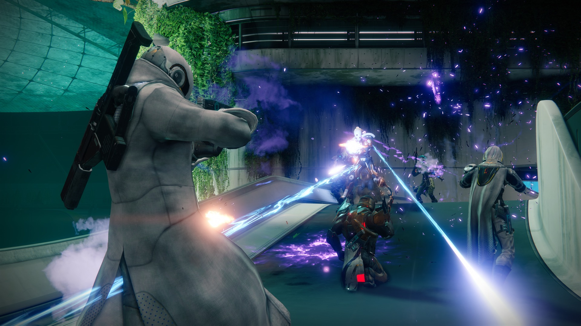 "Three months in, Destiny 2 has a ""quality-of-life"" problem"