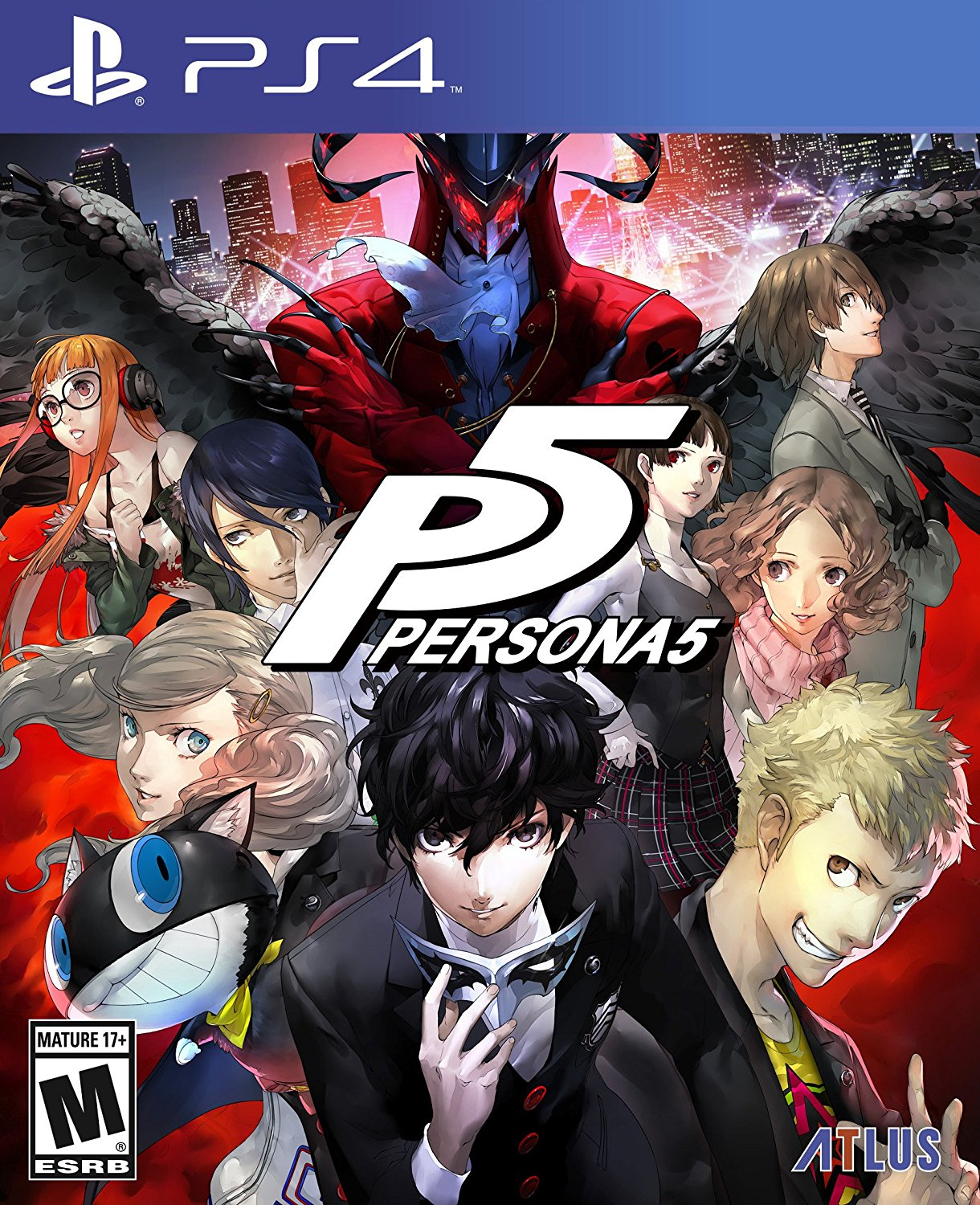 Persona 5 (PlayStation 4) product image