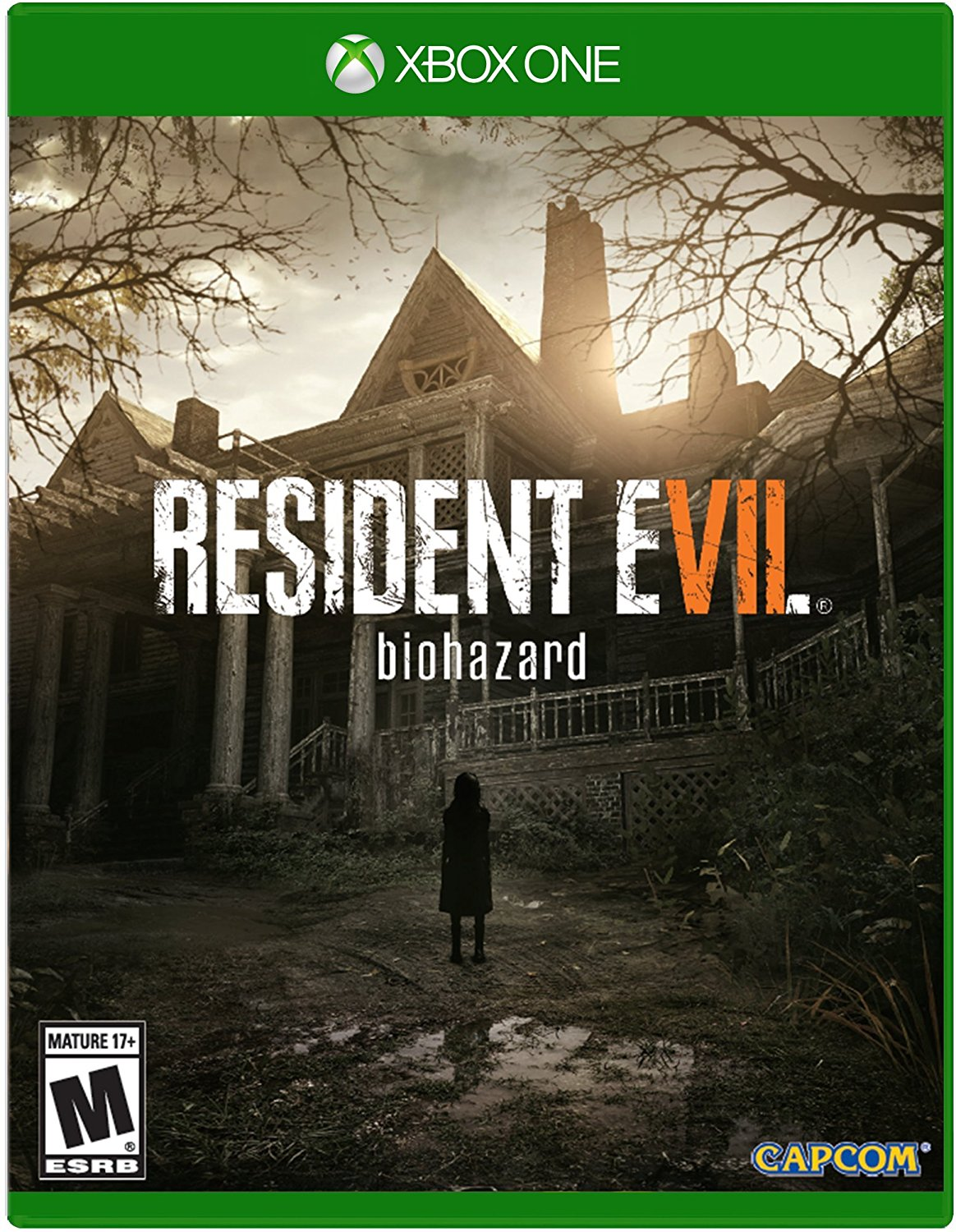 Resident Evil 7: Biohazard (Xbox One) product image