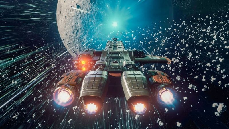 <em>Star Citizen</em>'s developers are flying into their own legal asteroid field, courtesy of Crytek.