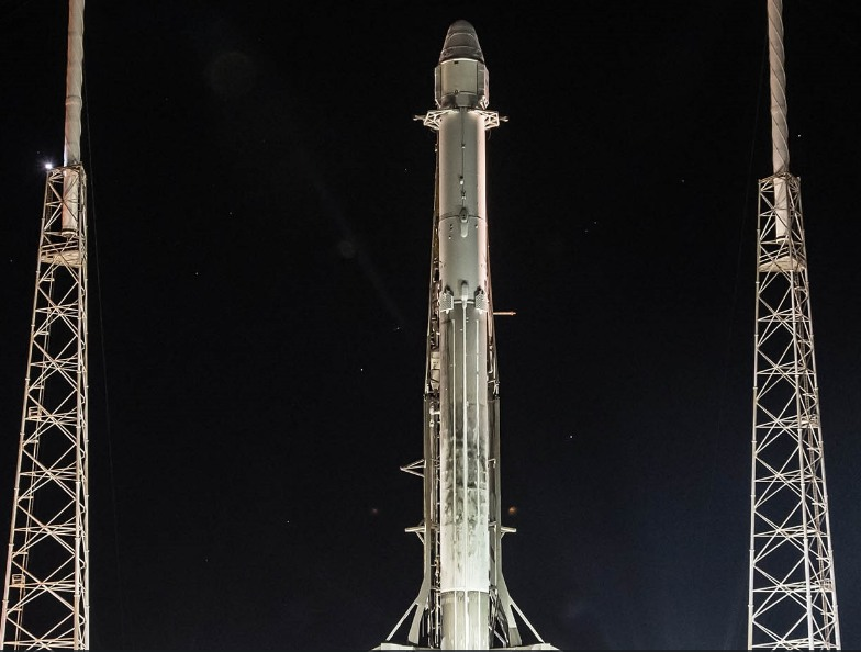 SpaceX to attempt launch Friday morning