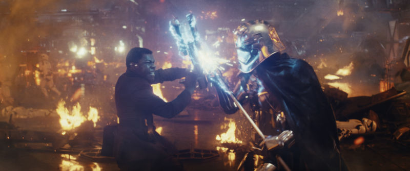New Star Wars: The Last Jedi trailer provokes fan theories with its final shot