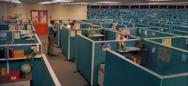 Is there any justice in this vast sea of cubicles?