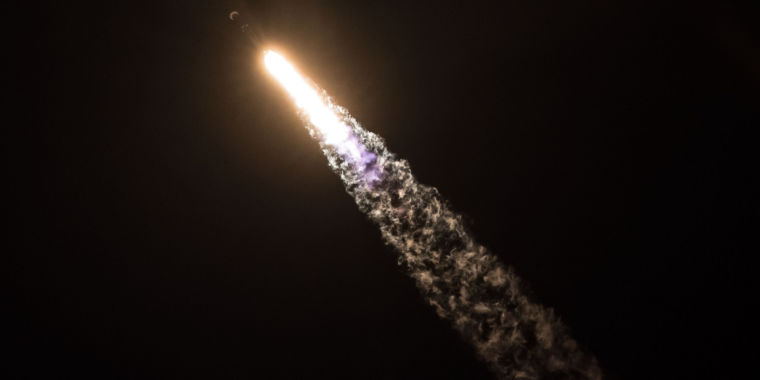 Pentagon: Ask SpaceX about Zuma. SpaceX: That's not our story to tell.