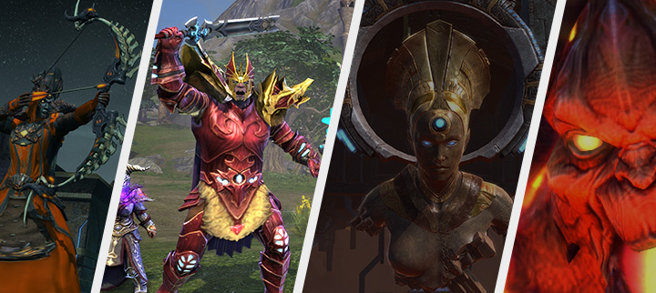 Starting sometime this year, you'll be able to pay up front to fake as any of <em>Rift Prime</em>'s heroes.