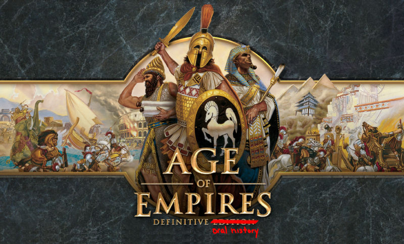 We've enjoyed <em>Age of Empires</em> so much, we'd probably play this version, too.