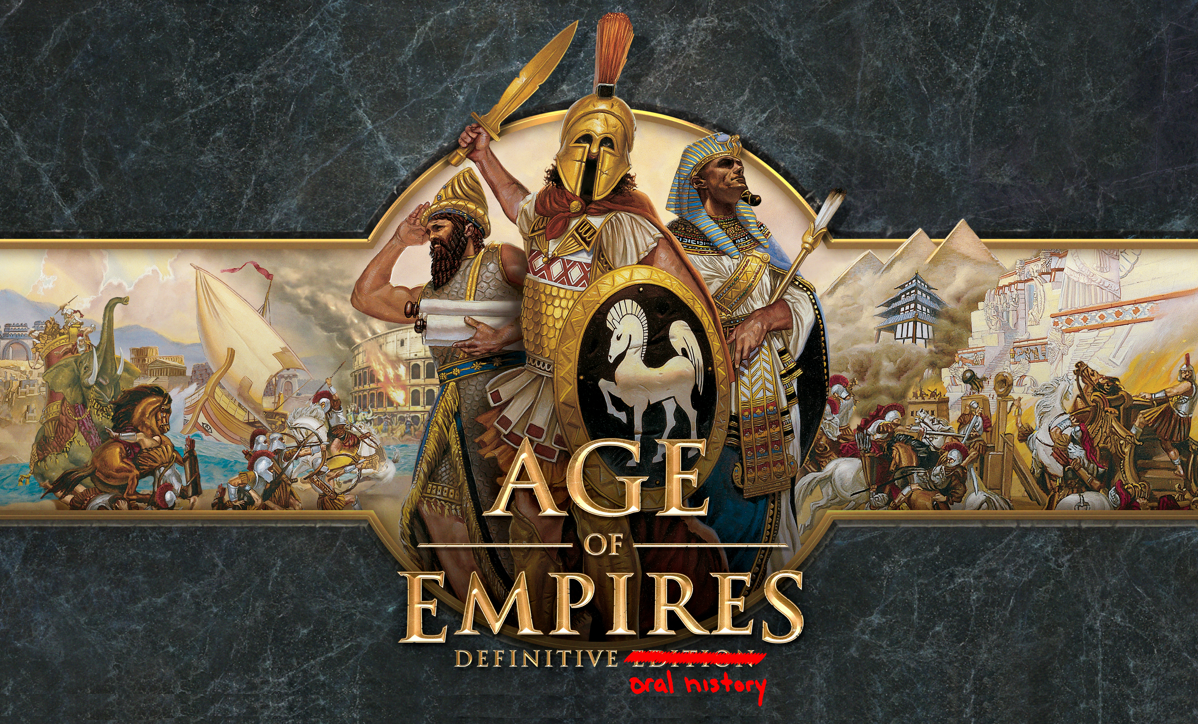 Enlarge / We've enjoyed Age of Empires so much, we'd probably play this  version, too.