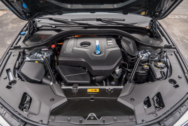A Bimmer with a battery: The 2018 BMW 530e hybrid | Ars Technica
