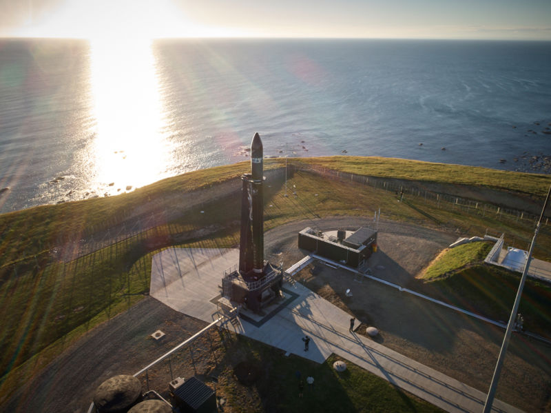 Could Rocket Lab help make perfectly roasted coffee beans?
