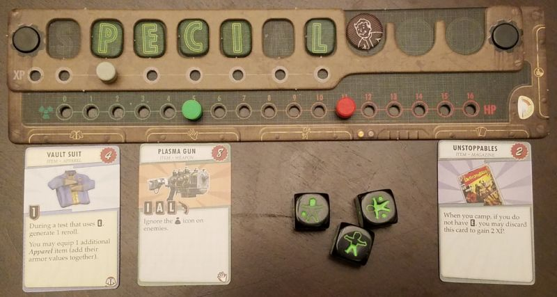 Review: Fallout: The Board Game | Ars Technica