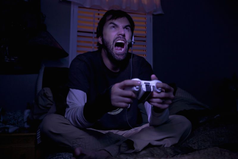 When does enthusiasm for gaming turn into addiction, if ever?
