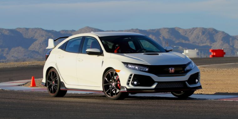 America Finally Gets Hondas Best The 2018 Civic Type R