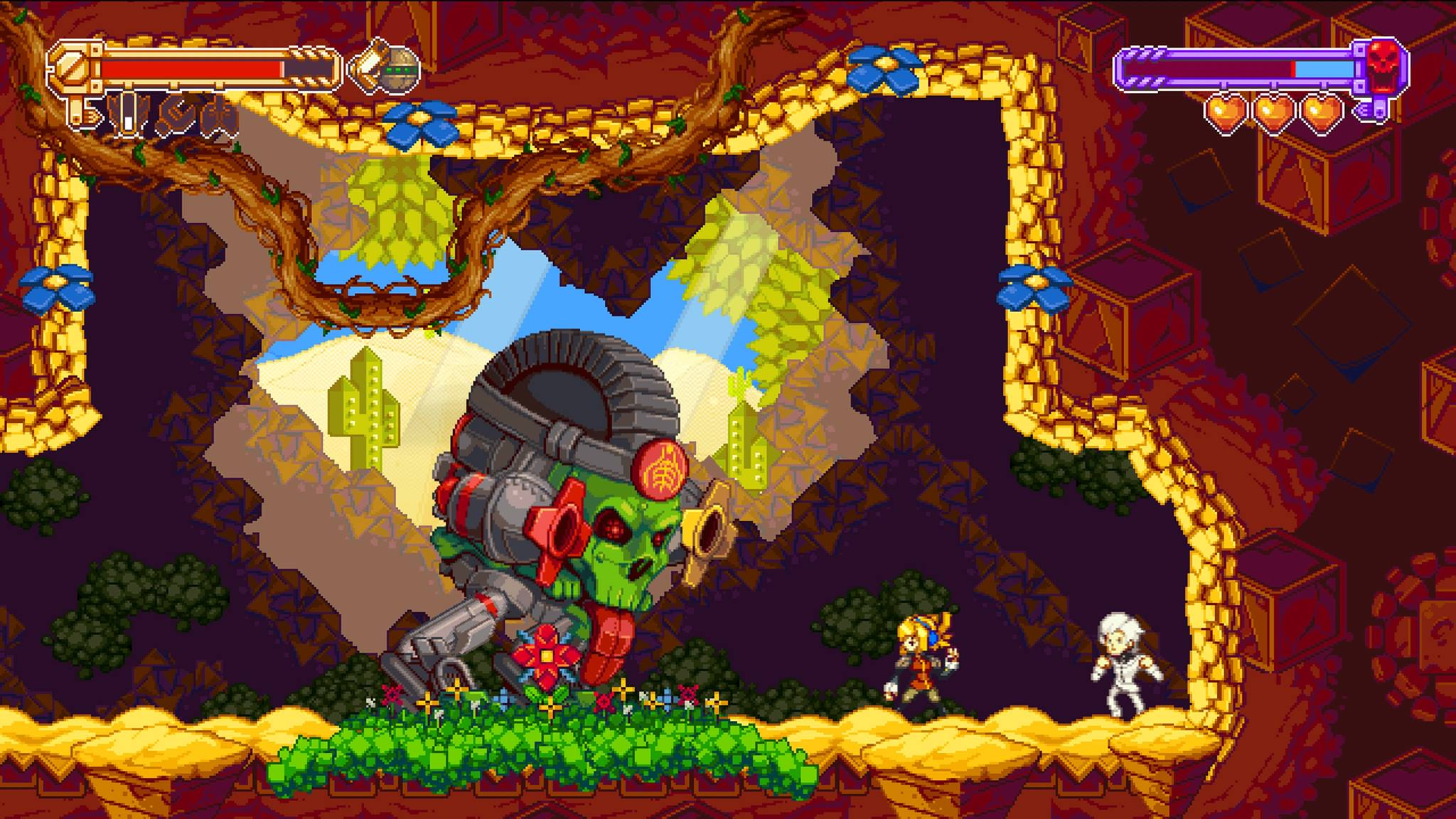 Iconoclasts Review Explore Upgrade Skip The Dialogue