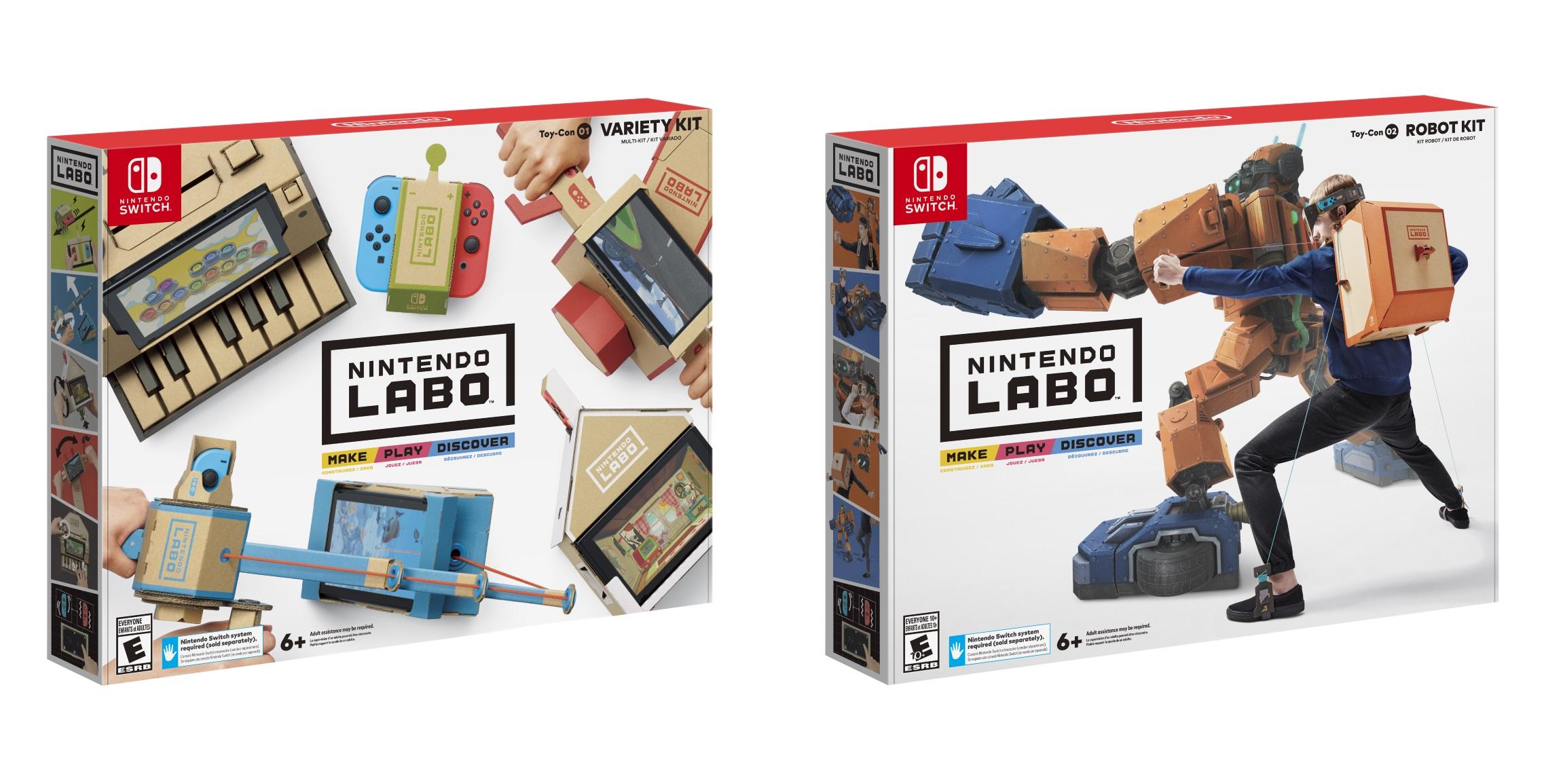 Nintendo Switch Build Cost