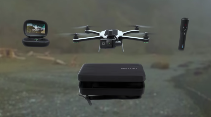 GoPro Quits Drone Market & Cuts Jobs