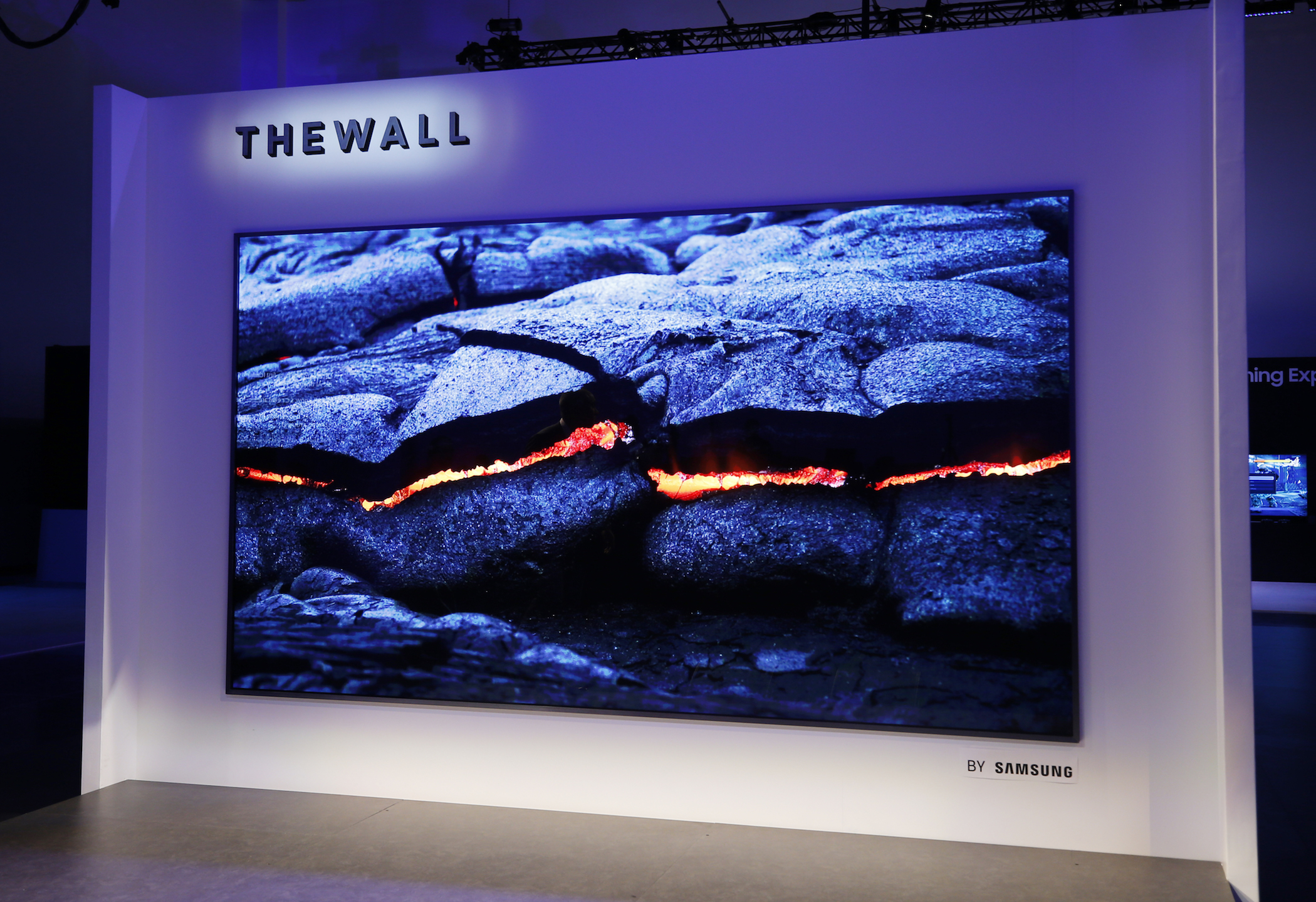 Image result for samsung the wall