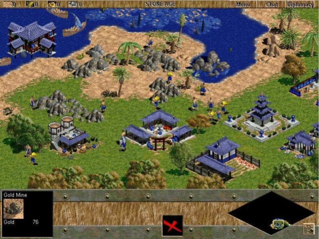 """The least-worst idea we had""""—The creation of the Age of Empires"""