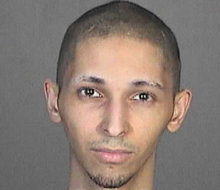 Swatting suspect Tyler Barriss depicted in a 2015 mug shot released by Glendale police.