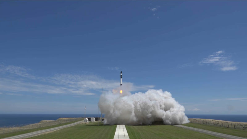 In January, 2018, Rocket Lab reached orbit for the first time with the second launch of its Electron vehicle.