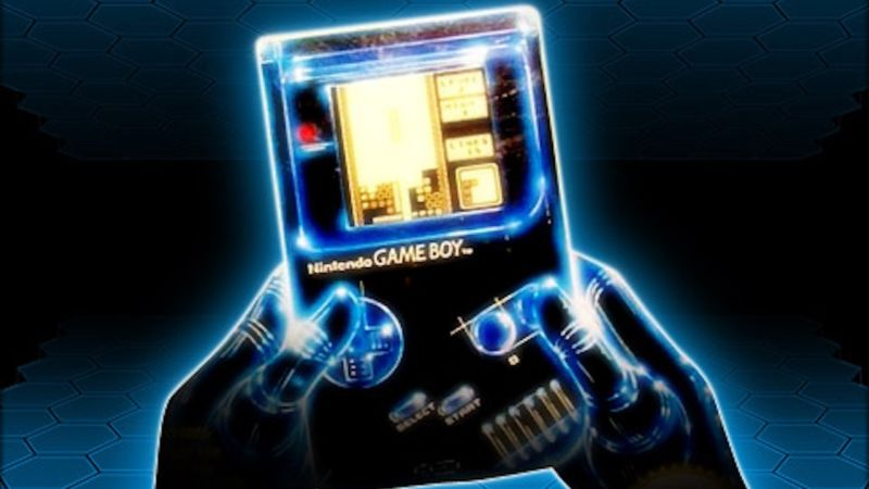 Not an actual picture of the Ultra Game Boy.