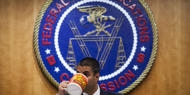 Ajit Pai gives carriers free pass on privacy violations during FCC shutdown