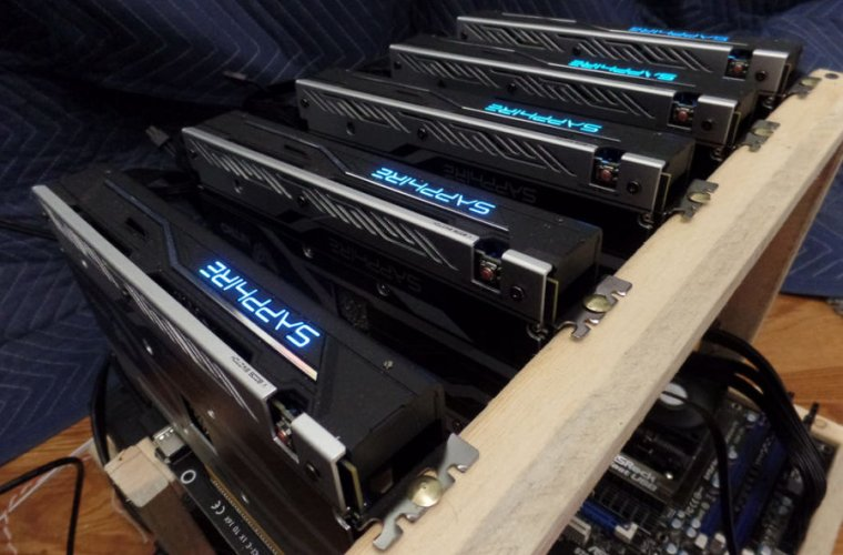 Cryptocurrency mining without gpu