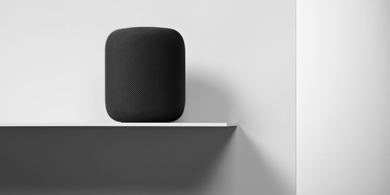 photo image Apple clarifies which audio sources are supported on HomePod speakers