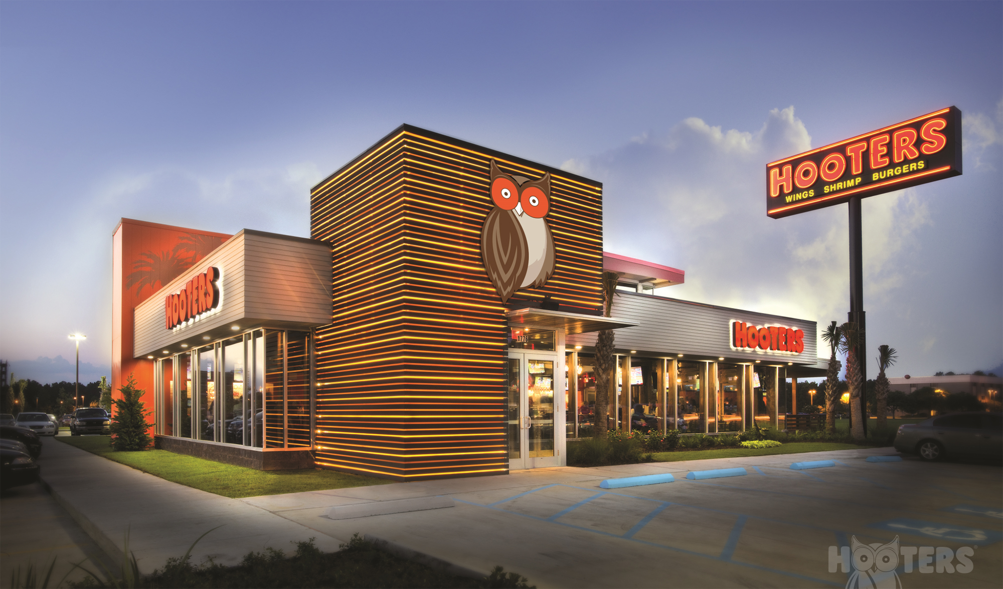 Blockchain announcement sends stock of Hooters franchisee soaring ...