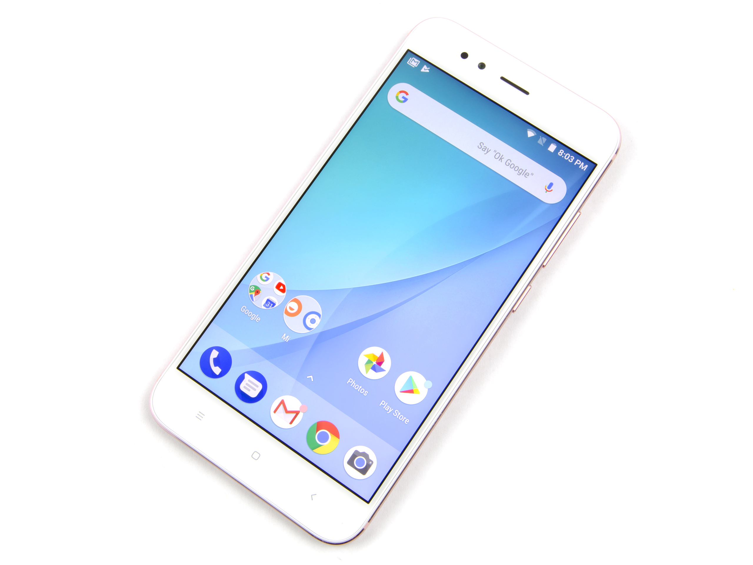 Xiaomi Mi A1 review—A $220 iPhone clone with stock Android