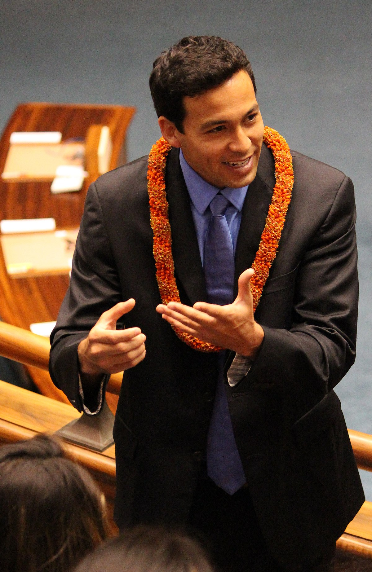 Hawaii state Rep. Chris Lee has helped spearhead the legislative effort against loot boxes in his state and others.