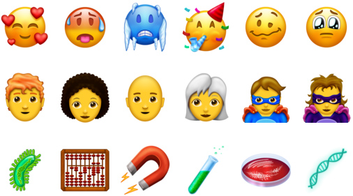 Behold, The 157 New Emoji For 2018