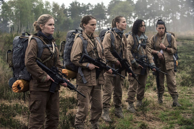 Annihilation is a gorgeous movie that went terribly wrong